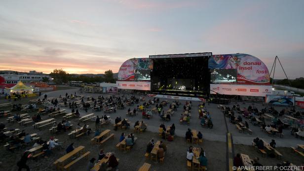 Am Donauinselfest soll heuer mehr getanzt werden als 2020