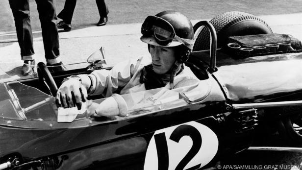 Formel-1-Legende Jochen Rindt wurde nur 28 Jahre alt